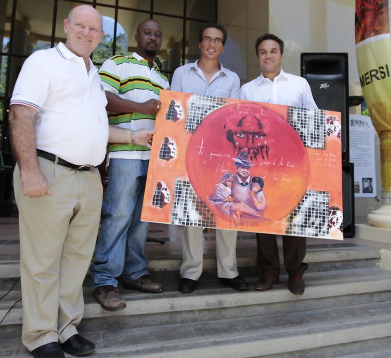 Les artistes réunionnais à l'honneur au Festival Kréol des Seychelles