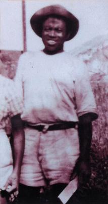 FANDIO, dernier engagé malgache de Saint-Joseph