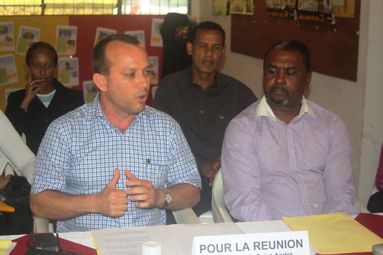 """PLR St-André : """"Les opérations de vote sont maintenues pour aujourd'hui"""""""