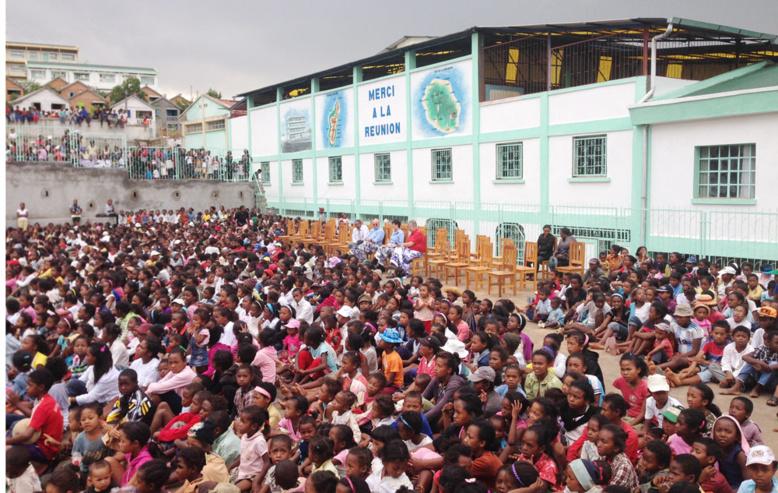 La Réunion participe au développement dans l'Océan Indien