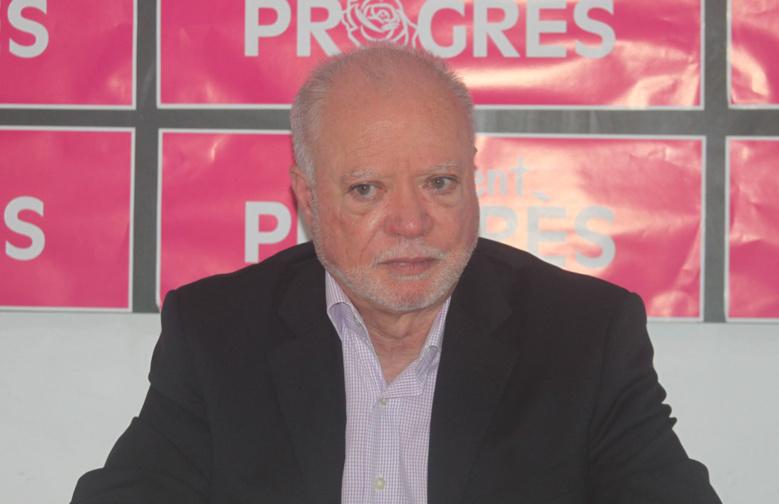 Jean-Claude Fruteau : Reçu par le Président de la République