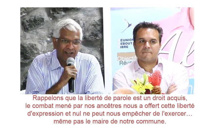 Serge Camatchy : La mairie sous pression