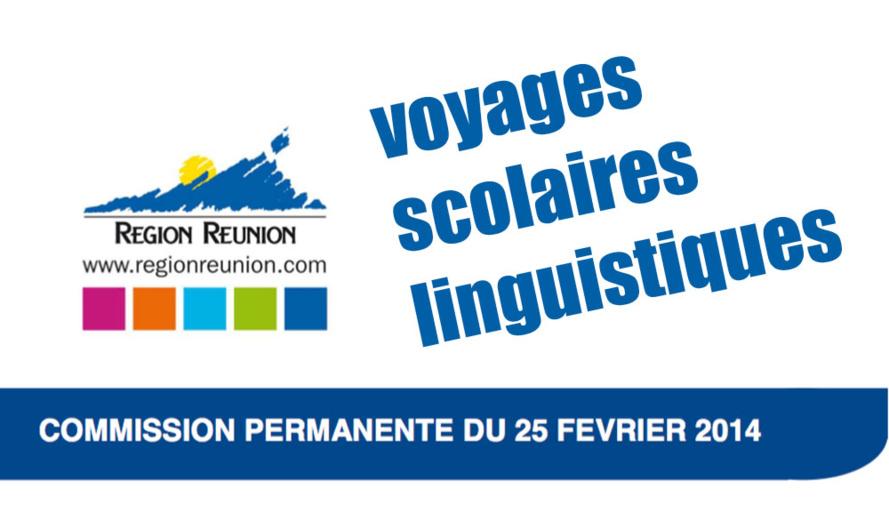 Région Réunion : + de 100 000€ pour soutenir des voyages scolaires linguistiques