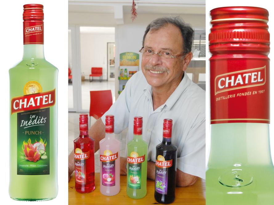 Alain Chatel  : Double récompense pour ses créations au Concours général agricole 2014