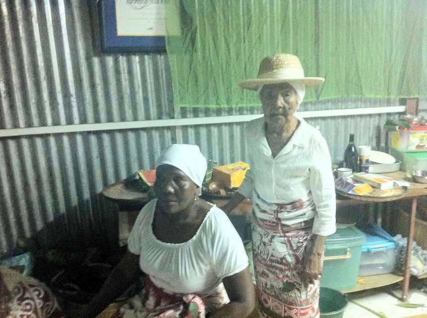 Hommage à Madame Baba, zarboutan nout kiltir
