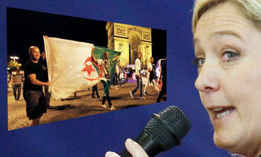 Après l'Algérie Française : Enfin la France Algérienne ?