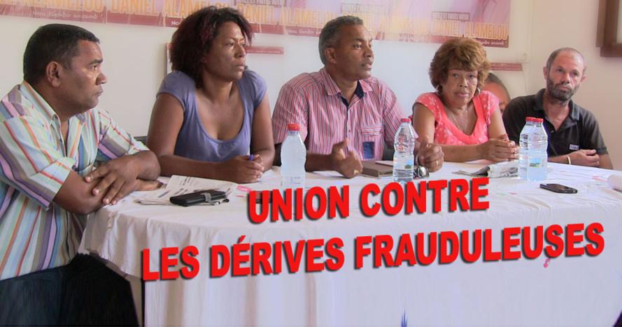 Un Front anti-fraudes à Sainte-Suzanne