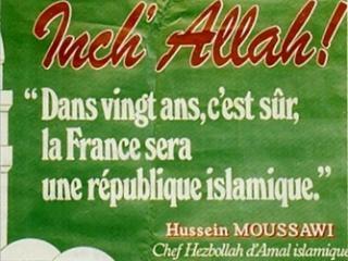 La République Islamiste de France : Rendez à César ce qui est à César…