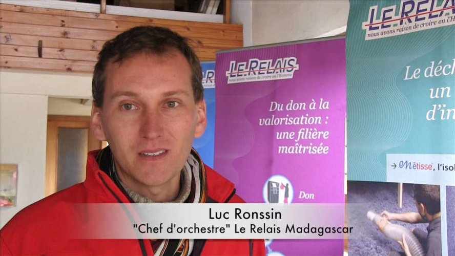"Luc Ronssin ""Chef d'orchestre"""