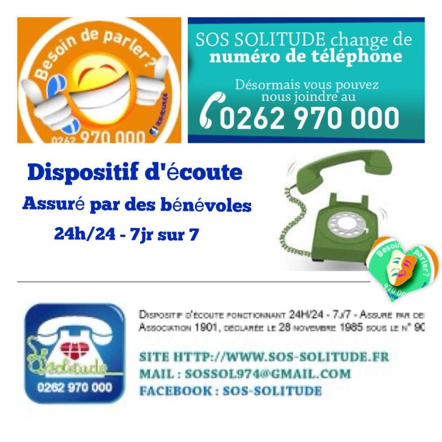 Association SOS Solitude - nos bénévoles à votre écoute