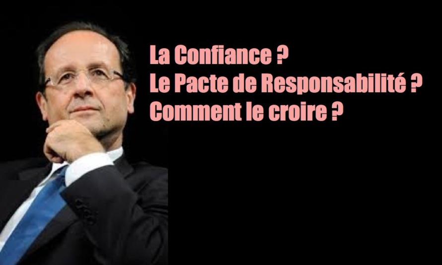 Collectif 974 : François Hollande : 43 mois pour qu'il s'en aille !