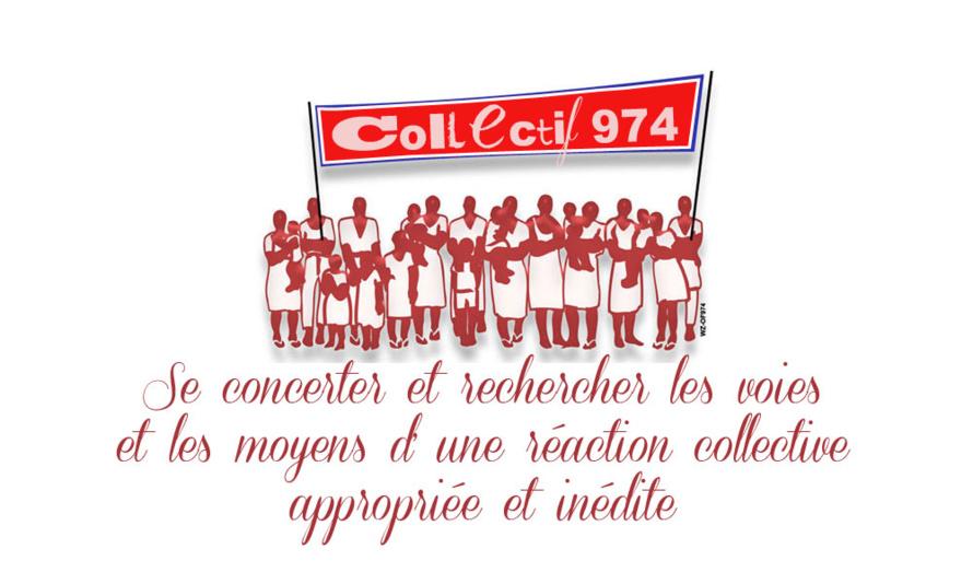 COLLECTIF 974 : Réunion de crise extraordinaire