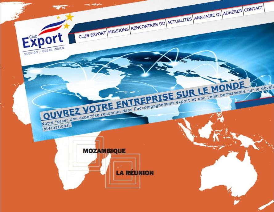 """Le Club Export Réunion : """"Ouvrez votre entreprise sur le monde"""""""