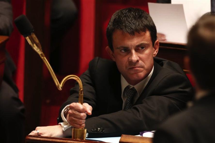Le 3e temps du gouvernement Valls sera minoritaire même chez les socialistes