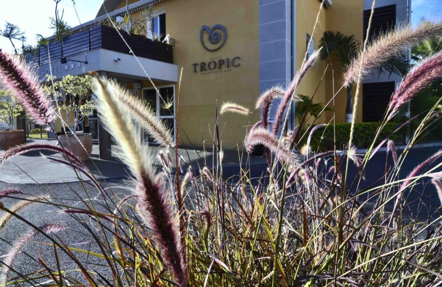 Le Tropic Appart'Hôtel, premier établissement d'hébergement touristique depuis 5 ans