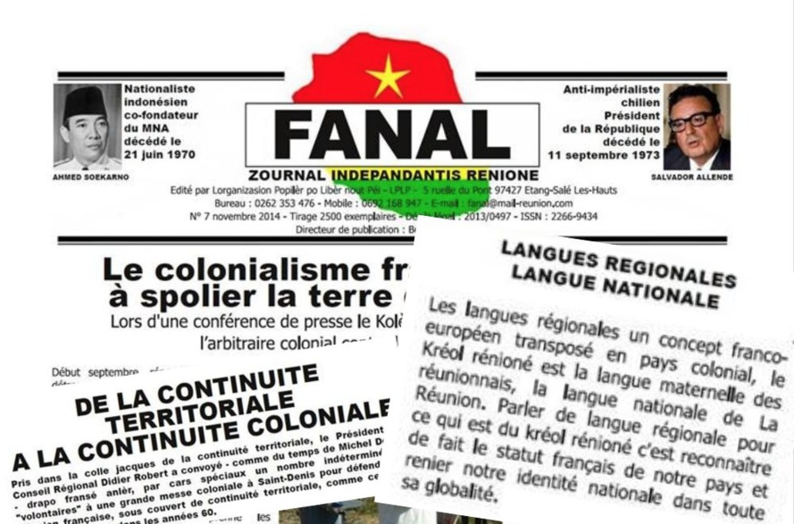 Fanal le Zournal Indépendantiste Réunionnais