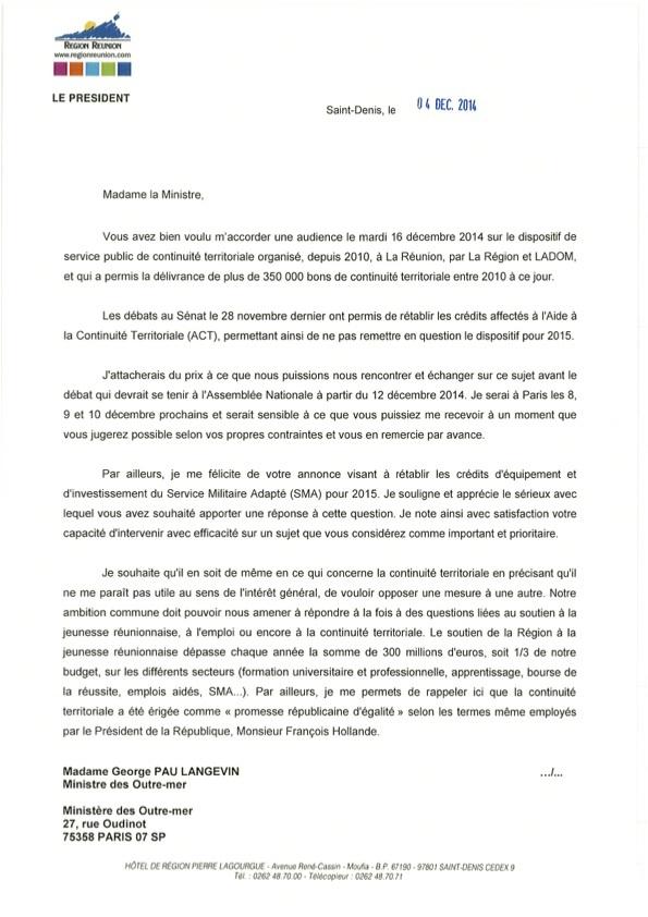 Didier Robert défendra La Réunion jusqu'au bout