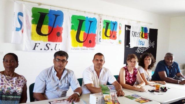 Le SDUCLIAS-FSU et la FSU territoriaux remercient l'ensemble des personnels