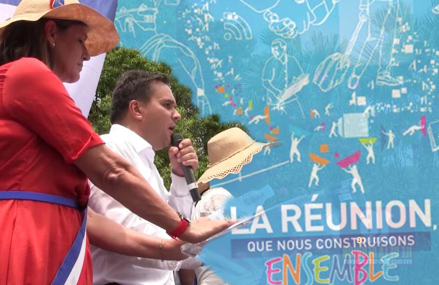 Didier Robert maître du budget pour construire La Réunion