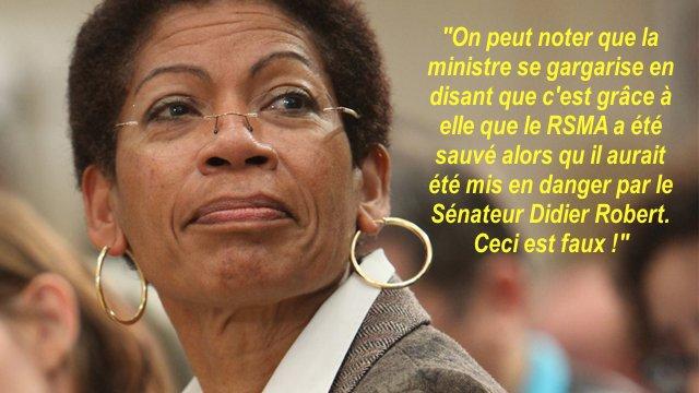 Continuité Territoriale, le mépris de la ministre Socialiste