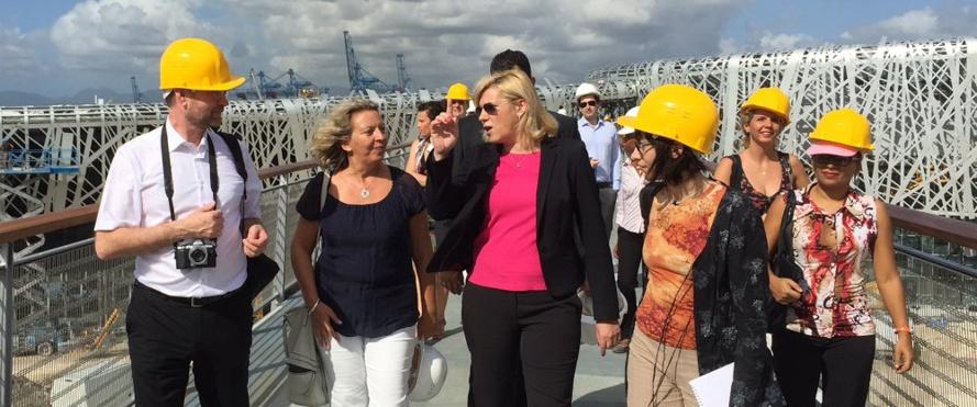 La Région Réunion a porté la voix des Réunionnais pour défendre une meilleure accessibilité et la mobilité en tant que citoyens européens