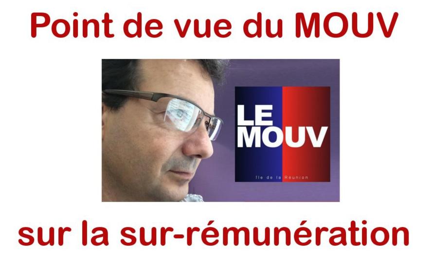 MOUV et sur-rémunération à La Réunion