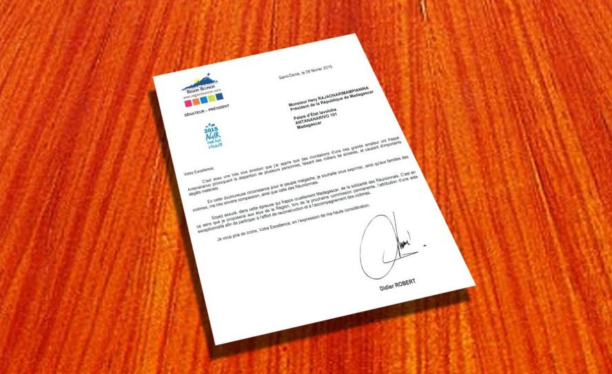 La Région Réunion votera une aide d'urgence pour Madagascar