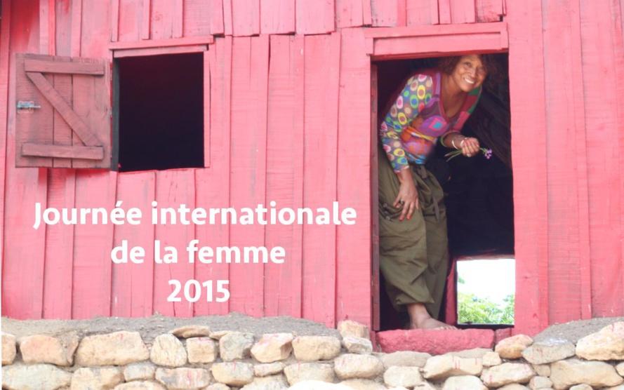Aline Murin Hoarau : La Journée internationale de la femme en 2015
