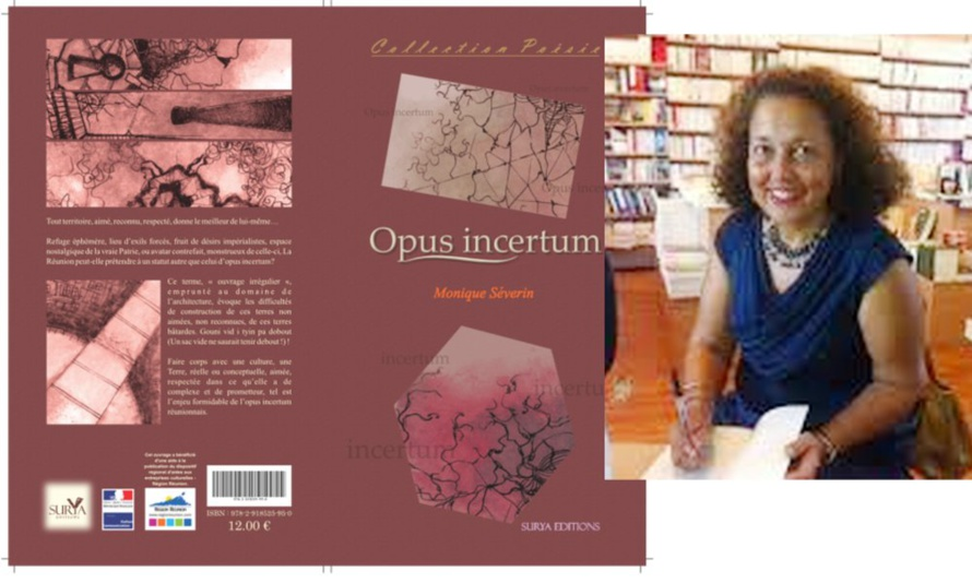 Monique Séverin : Un nouveau livre