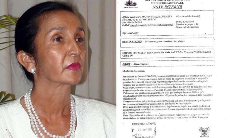 Une plainte pour Huguette Bello ?