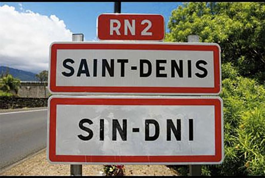 Saint-Denis : Conseil municipal