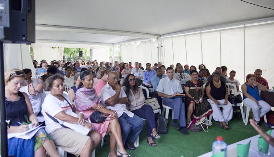 Etang-Salé : L'éducation populaire s'offre un colloque