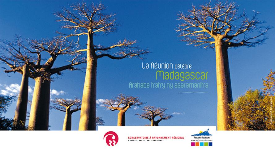 La Réunion célèbre Madagascar
