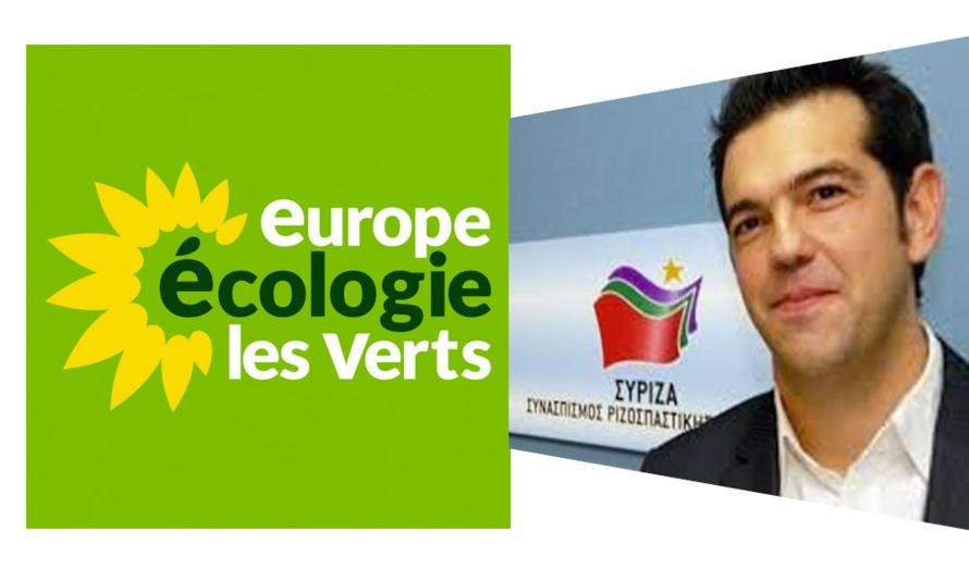 Grèce : EELV salue la proposition de consultation d'Alexis Tsipras