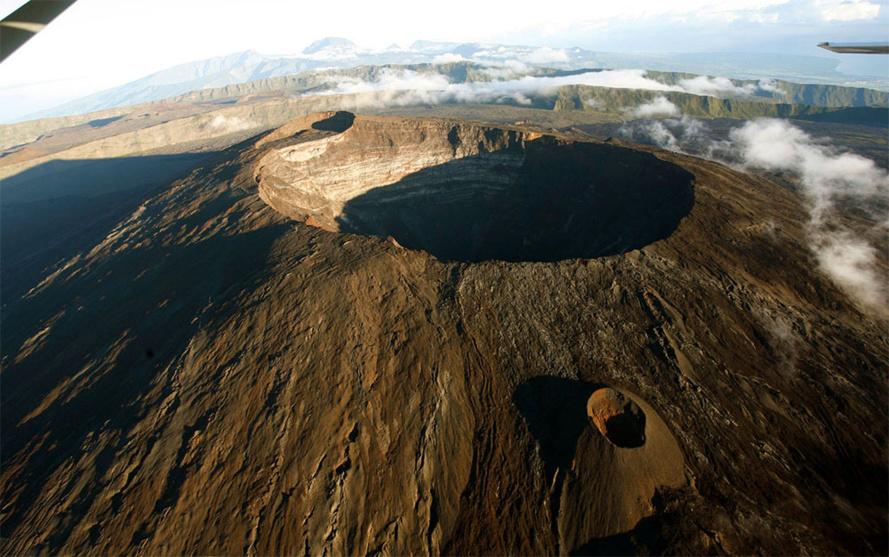 Piton de la Fournaise : passage en alerte 1, éruption probable