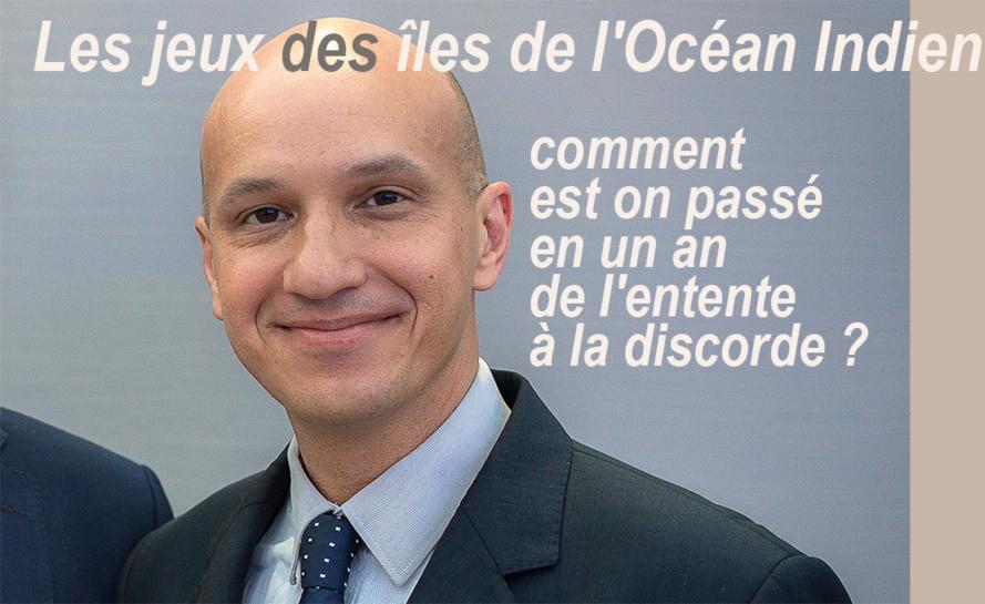 Jeux des Iles de l'Océan Indien : Négligences et mépris du gouvernement français