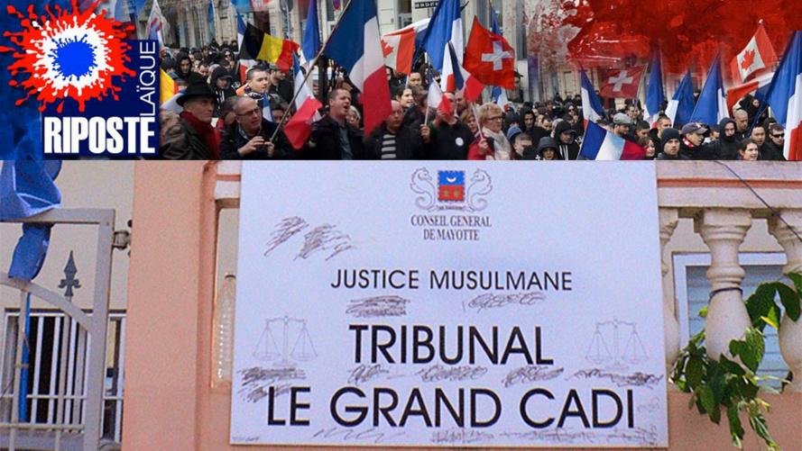 Bientôt des tribunaux islamiques à Mayotte, payés par les Français !