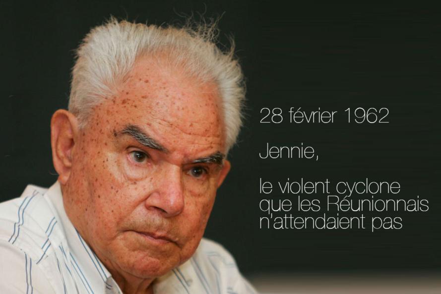 28 février 1962 : Jennie, le violent cyclone que les Réunionnais n'attendaient pas
