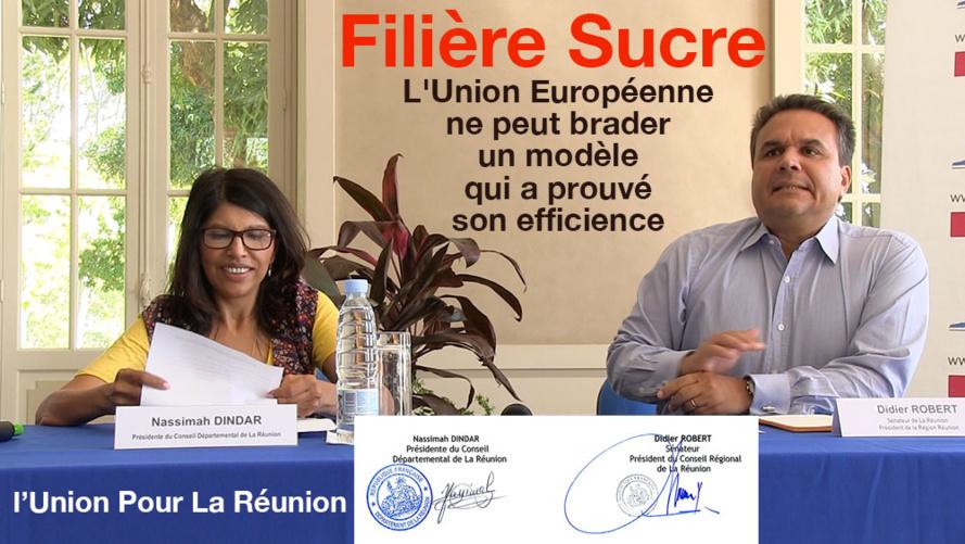 Filière Sucre : L'Union Européenne ne peut brader un modèle qui a prouvé son efficience