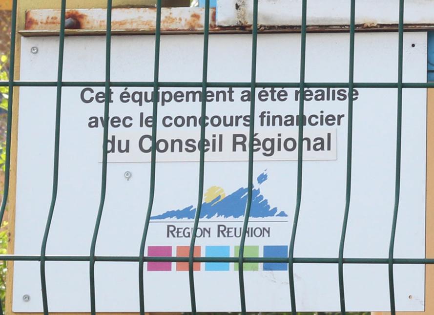 L'École René Manglou à Quartier-Français
