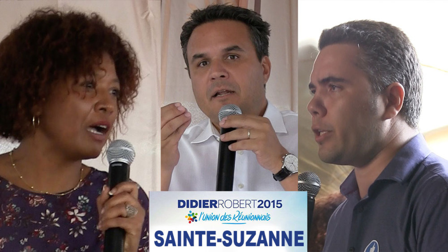 Echo de campagne : Sainte-Suzanne