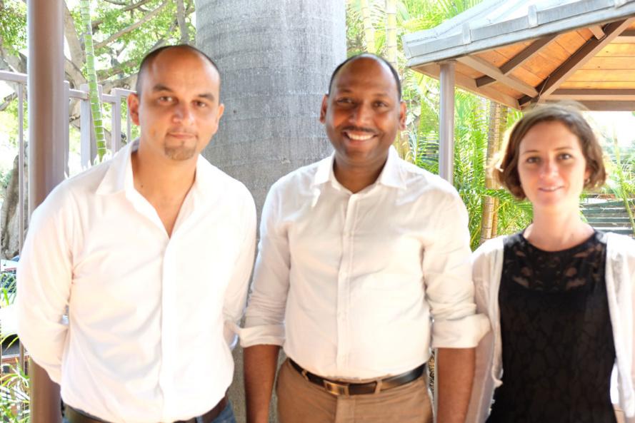 Thierry ROBERT : Béatrice Leperlier et Philippe Robert soutiennent ma candidature pour l'emploi des Réunionnais