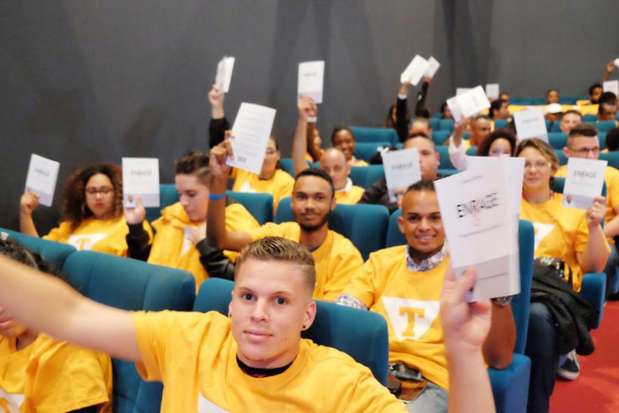#Génération Kapab : La jeunesse Réunionnaise ?