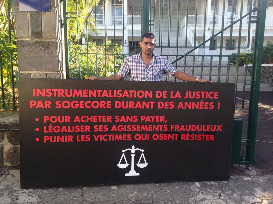 Salim MOUSSAJEE : Vendredi au Tribunal Correctionnel pour deux nouvelles affaires de DIFFAMATION