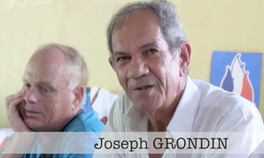 Joseph GRONDIN : Les 100 jours du président de Région