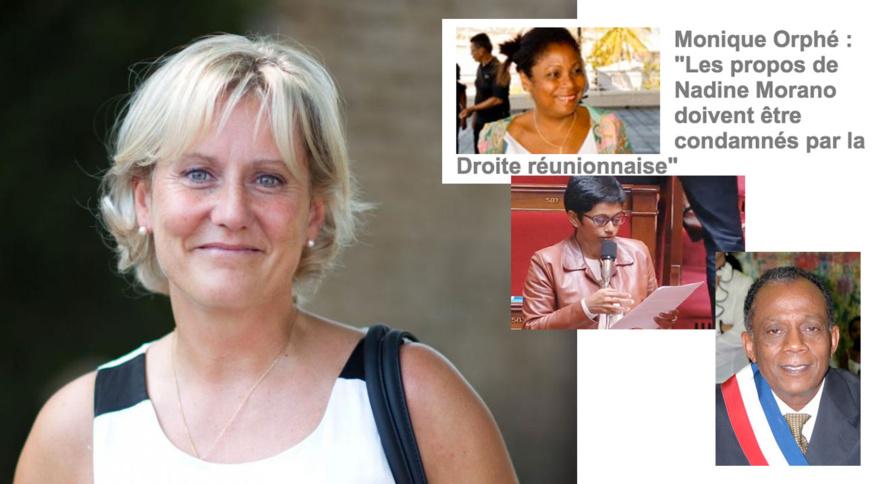 Nadine MORANO, au secours de la Gauche Dionysienne