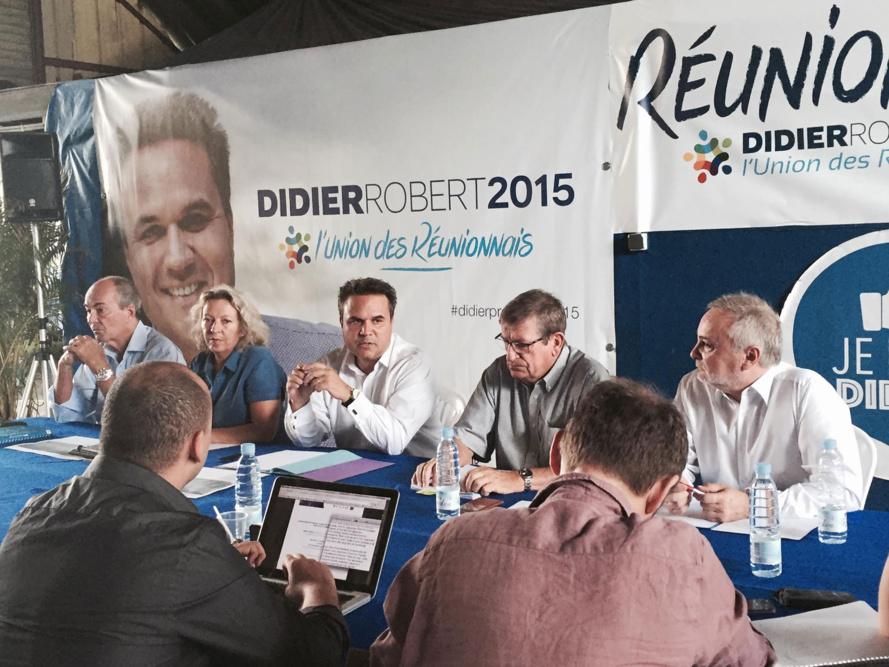 Didier ROBERT : Pas de péage mais des solutions pour l'entrée de Saint-Denis
