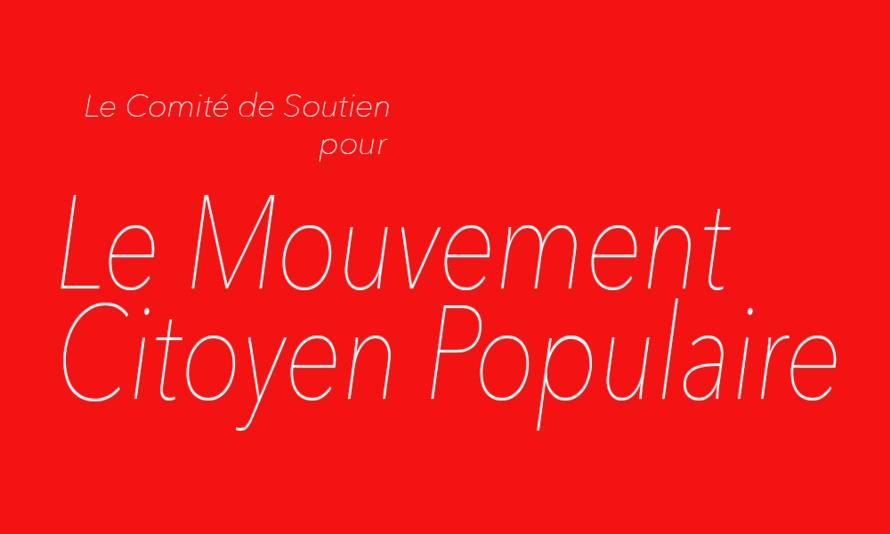LE MOUVEMENT CITOYEN POPULAIRE DE LA REUNION