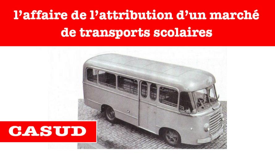 """Nathalie BASSIRE : """"André THIEN AH KOON, aurait attribué un marché de transports scolaires au candidat le plus cher"""""""
