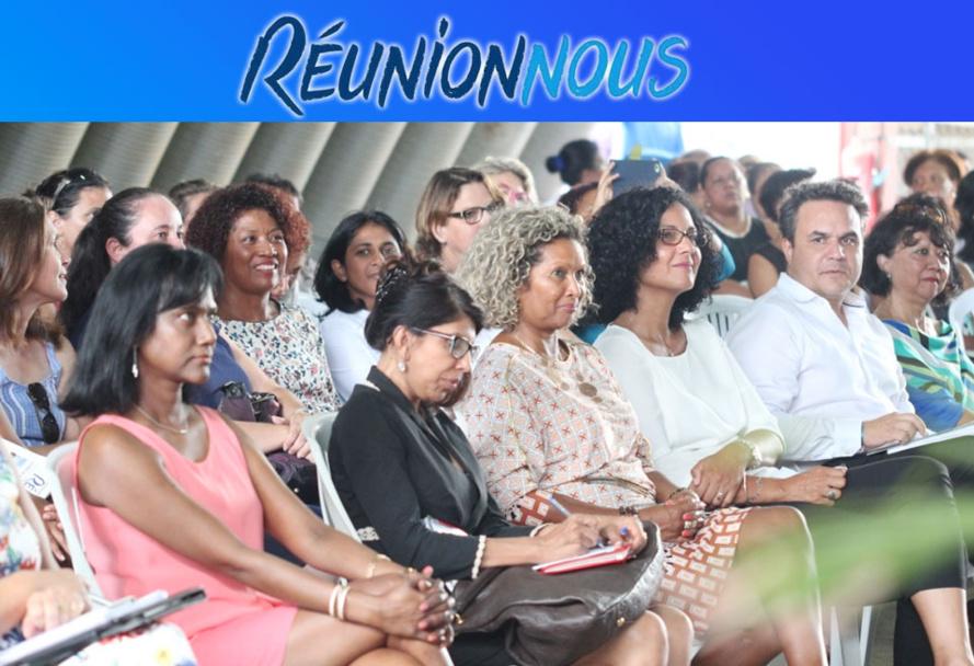 Stop aux violences faites aux Femmes Réunionnaises